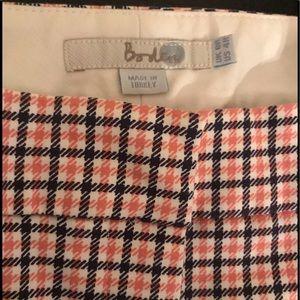NWOT Boden checkered plaid trouser